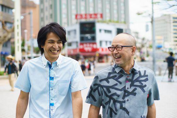 NANTEN uraraka 2016 LOOK BOOK -Business person style- さらりと新しい、心地良いOKINAWAを。|沖縄のTシャツ・かりゆしウェア 通販サイト【 Tシャツ屋ドットコム 】