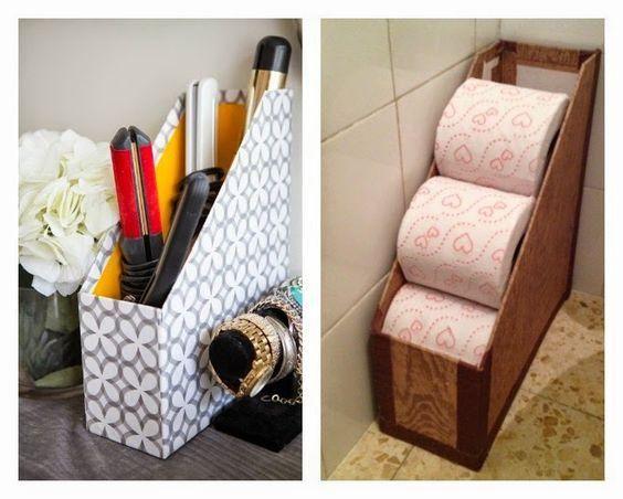 25 ideas para organizar un baño | Decoración