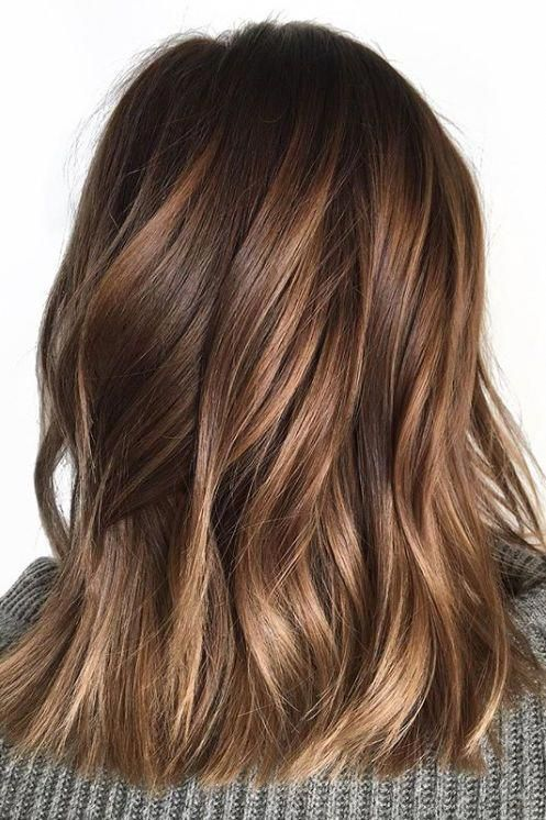 Honey Brown | When your crown is feeling more lackluster than lustrous, it's time to head to the salon and hit the refresh button. From root beer to rose brown, this year's hair color trends for brunettes are taking dull brown strands from monotone to magnetic; and tortoiseshell, or écaille in French, is a shade that's leaving brunettes feeling shiny and new with its rich blend of warm shades. (And yes, it's inspired by your favorite tortoiseshell sunglasses. #Beautiful