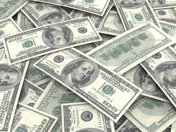 Huge sum of money