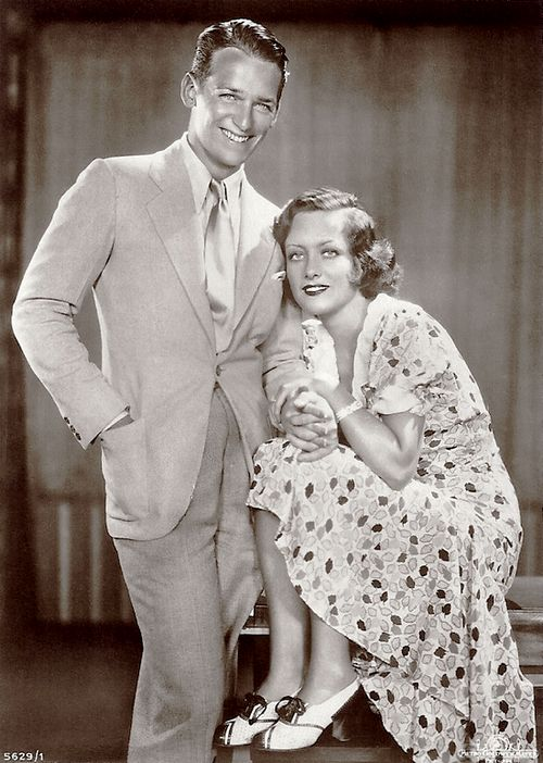 Joan Crawford & Douglas Fairbanks Jr. Too bad they didn't last!