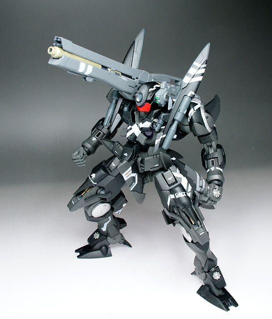 MG 1/100 GNX-601T-C GNX-Cannon – Customized Build | USA Gundam