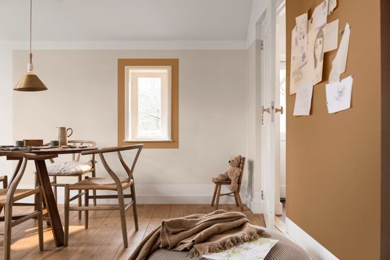 Spiced Honey, Dulux Colour of the Year 2019