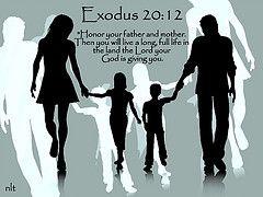 Exodus 20:12 nlt
