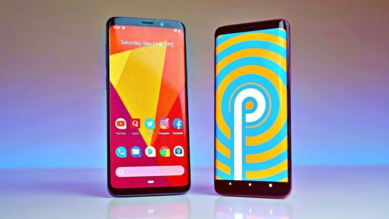 Fianllaly Samsung is introducing Android Pie for flagship series this month.