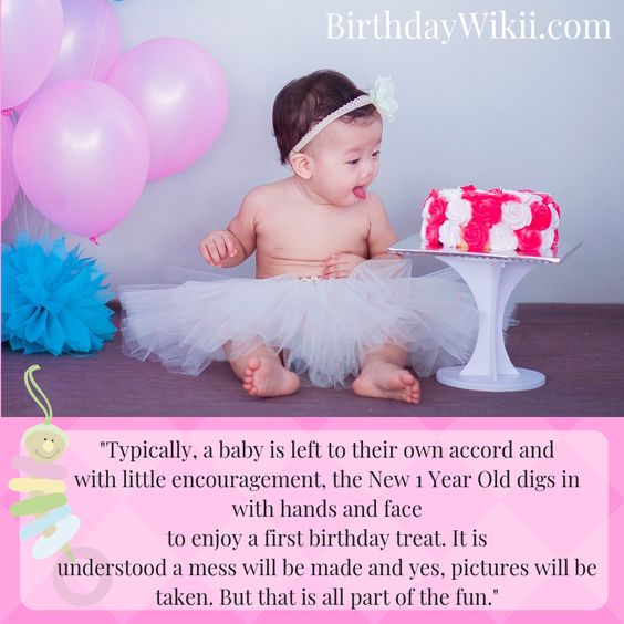 An Observation of Baby's First Birthday