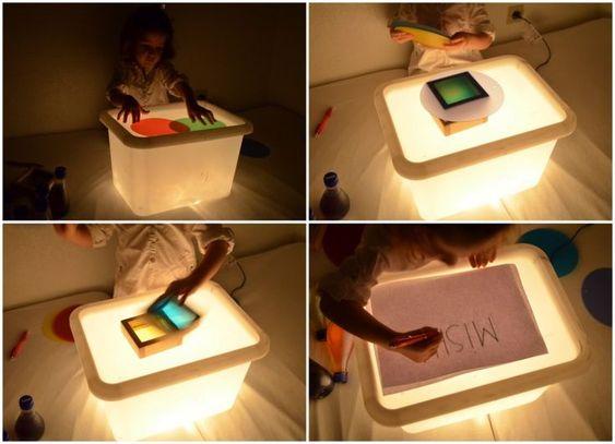 tuto diy table lumineuse ikea pas chere (4), #chere #DIY #Ikea #lumineuse #pas #table #Tuto,