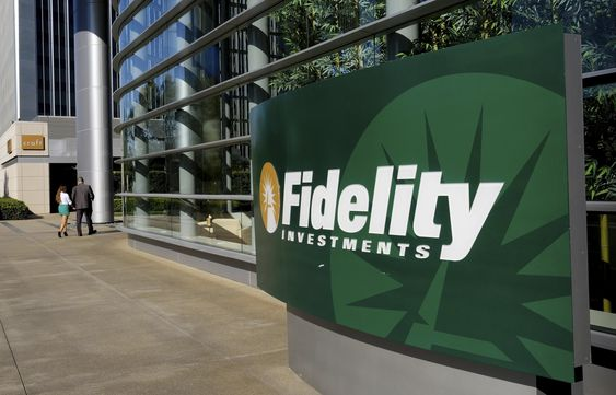 Fidelty, the financial giant might help in the next funding round