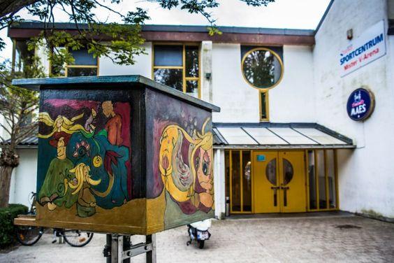 Boekenruilhuisje Oostende 27