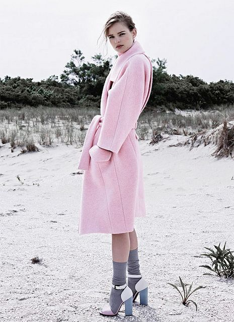 {fashion inspiration | editorial : svea berlie by patric shaw for marie claire} | Flickr - Photo Sharing!