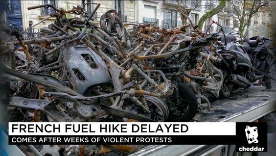 Bird had dumped vehicles in unawared cities