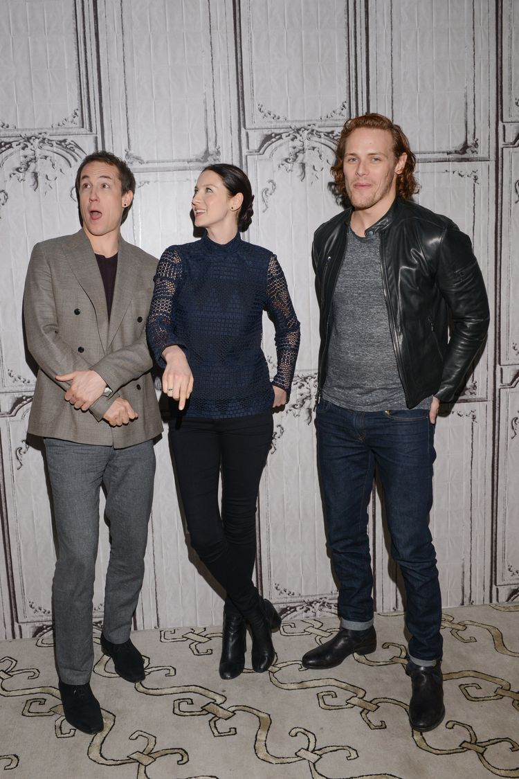 Sam, Cait y Tobias