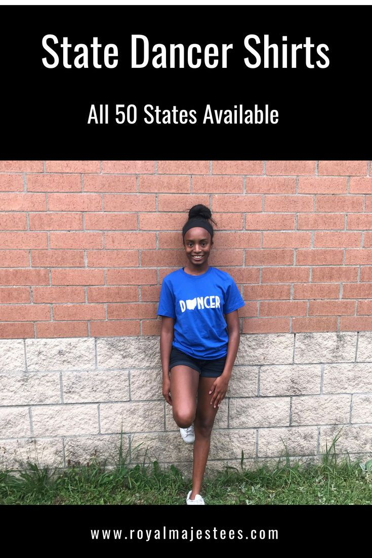 20602c8a6 Home State Dancer Shirt