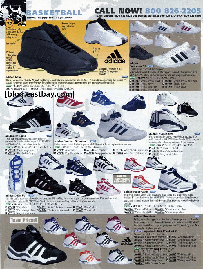 35b89cd4cae adidas Kobe Holiday 2000