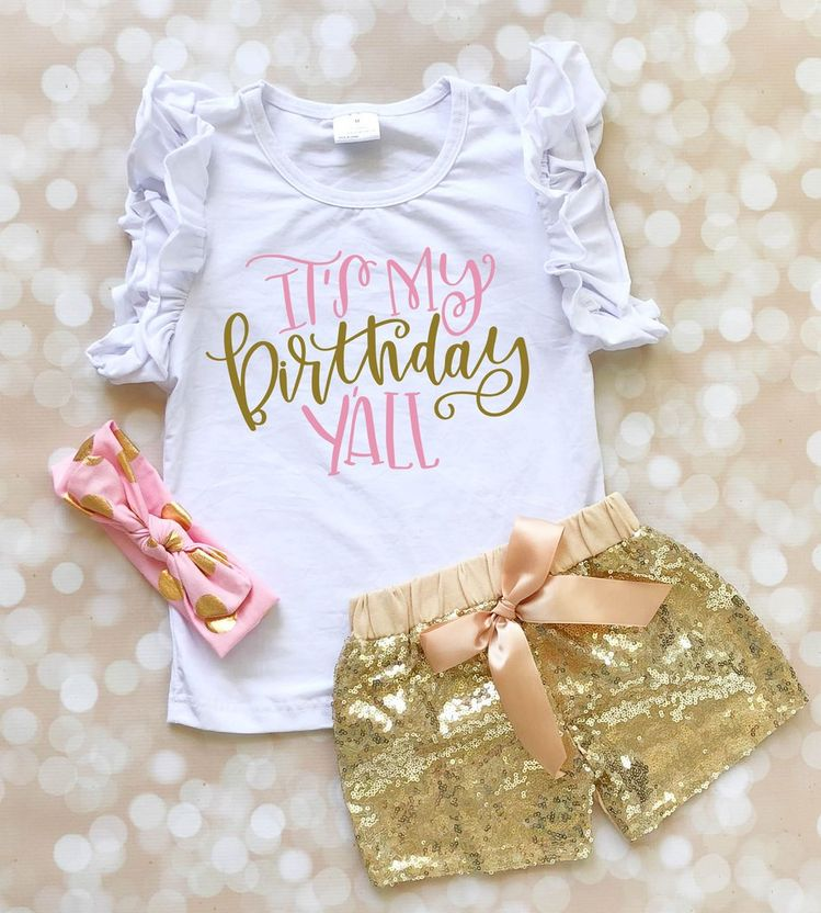 2c253cfb6 It's My Birthday Y'all Outfit