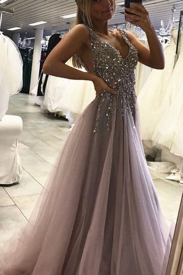 38694a2eb92 Sexy Side Split Prom Dress