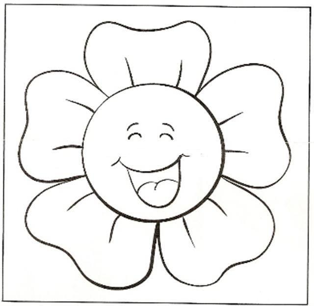çiçekkalıpları Kalıplar Okulöncesiçiçekçiçekboyamaboy