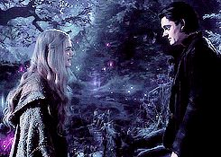 Aurora Elle Fanning Maleficent Sam Riley diaval