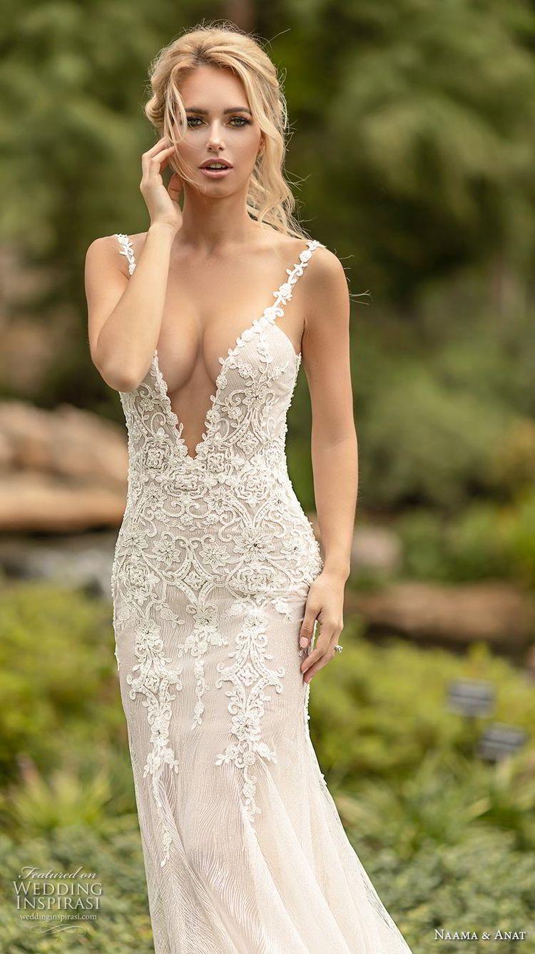 37e98f71d84b Naama & Anat Couture Wedding Dresses Fall 2019