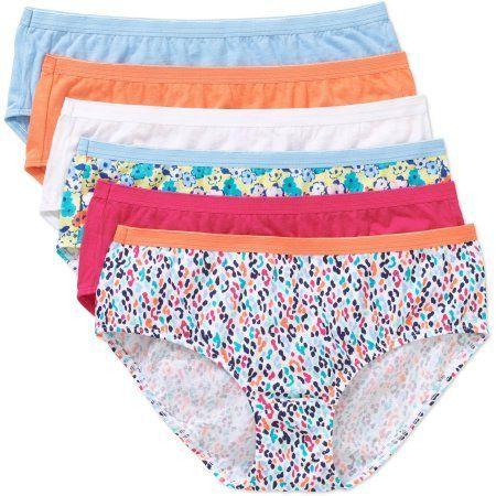 5ec61de9014a2 Secret Treasures 100% Cotton Ladies Hipster Panty