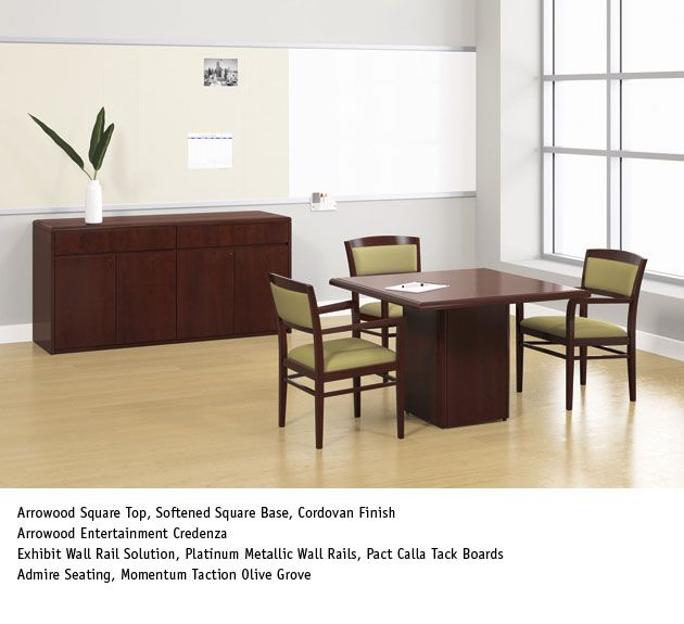 Excellent National Office Furniture Arrowood Table With Admire Side Download Free Architecture Designs Xoliawazosbritishbridgeorg
