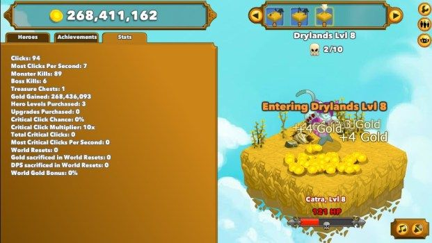 Clicker Heroes Cheats Unlimited Gold And Ruby Free