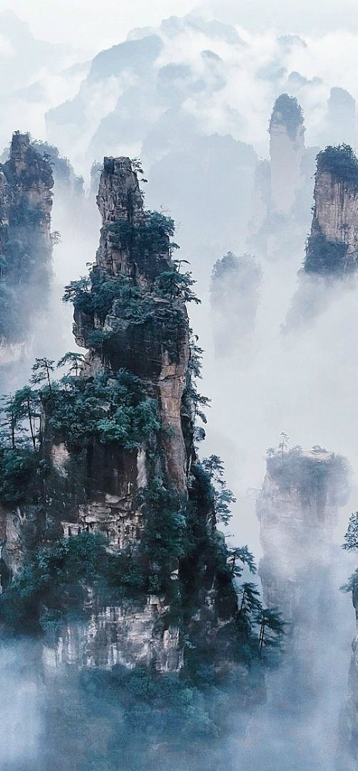 Most amazing places in the world that seem like they belong on another planet. Plan your trip to these places using TripHobo.